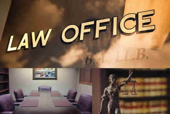 دفتر وکیل